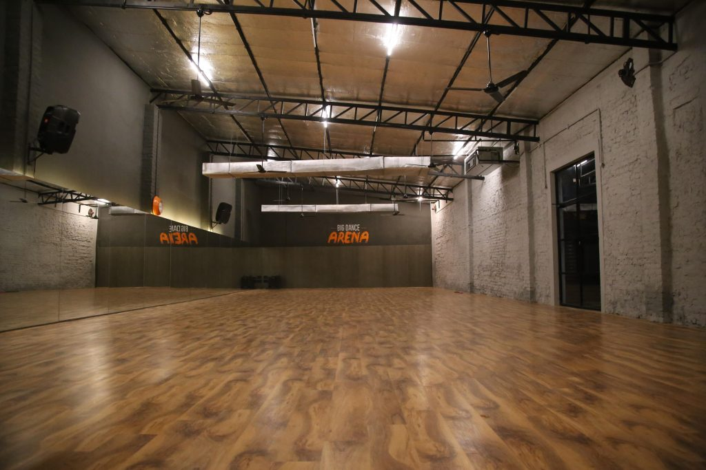 Dance Studio on Rent in Delhi