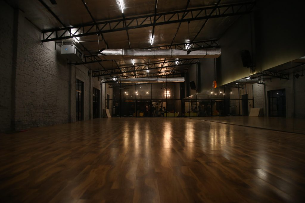 Dance Studio on Rent