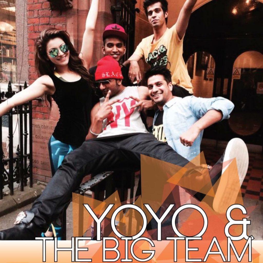 Honey Singh Choreographer